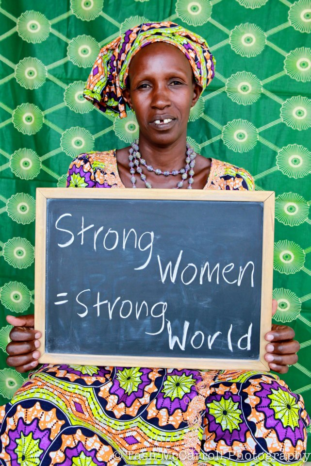 strong women strong world